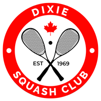 Dixie Squash Club Logo