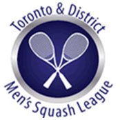 Toronto & District Squash Logo